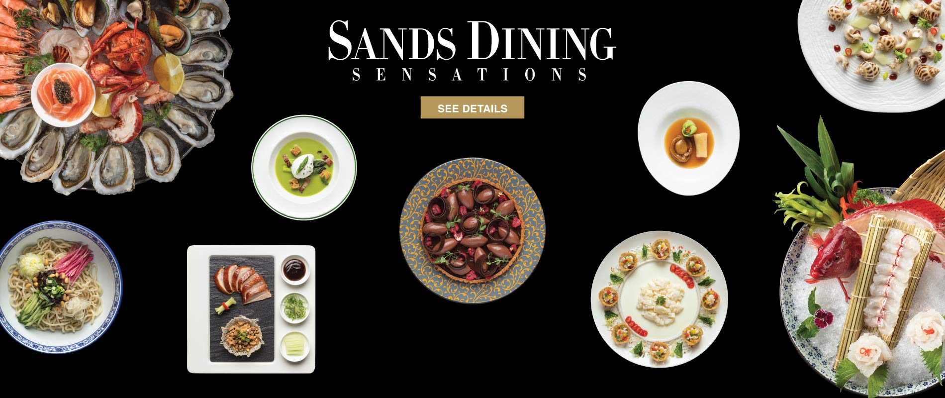 Sands Dining Sensations