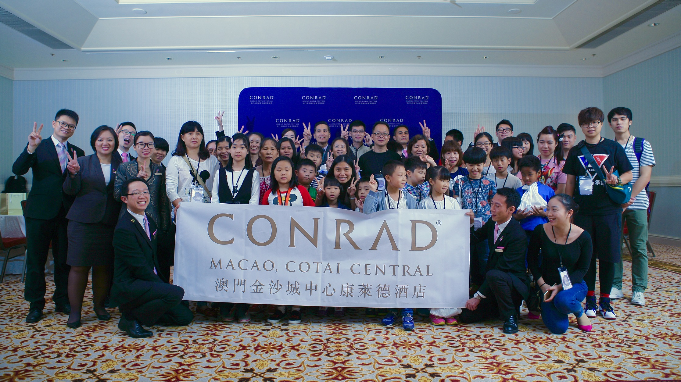 Conrad Macao Celebrates Hiltons Annual Global Month of Service