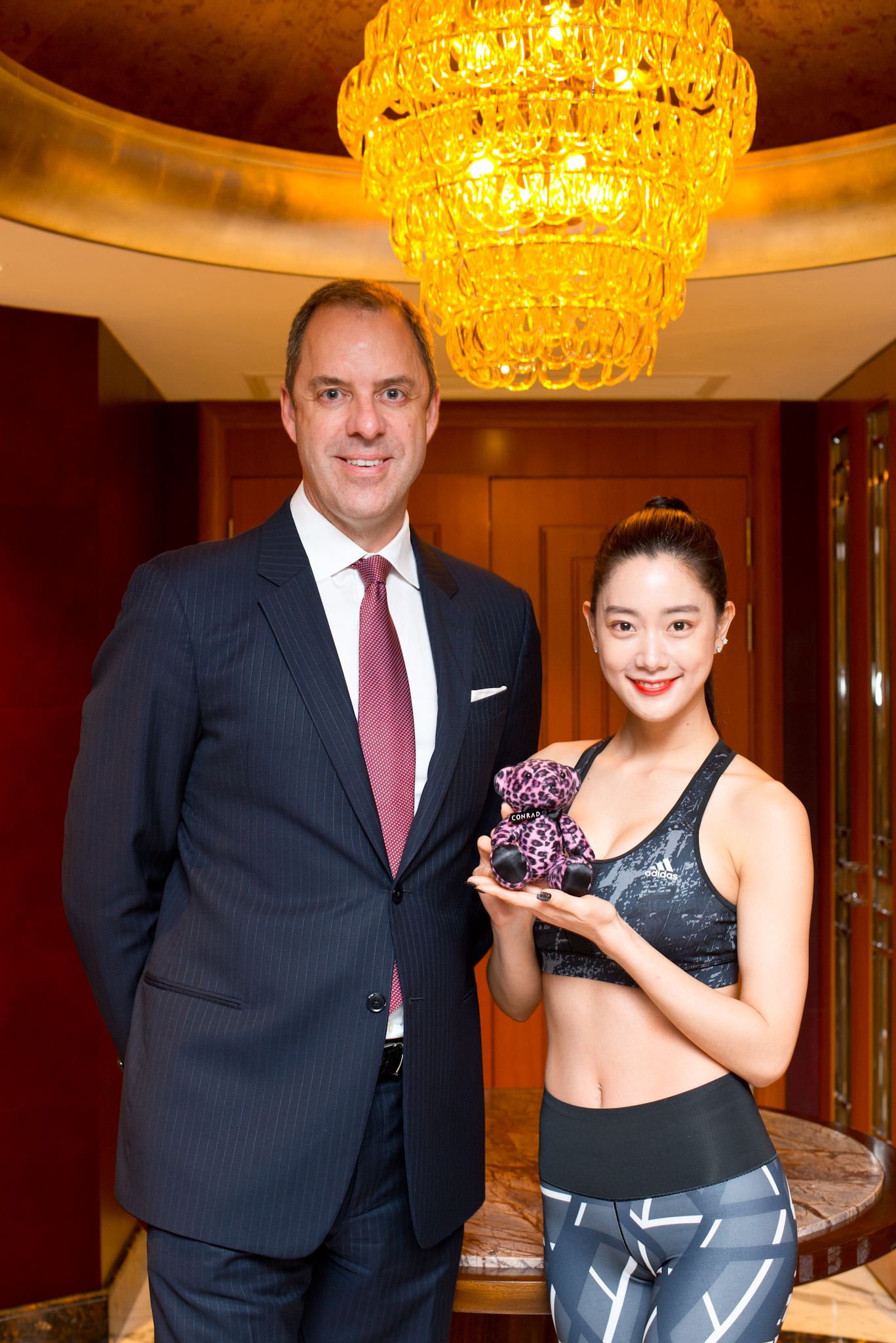 Conrad Macao Launches 'PINK Inspired 2016'