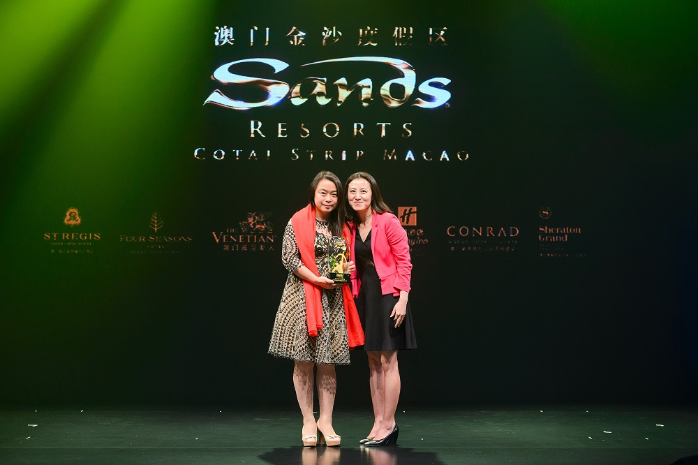 Sales Award Ceremony, Sands Resorts Macao