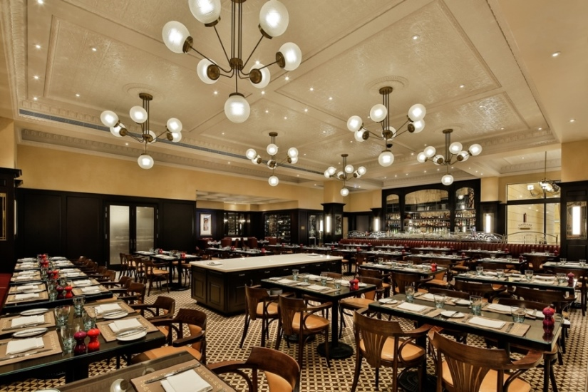 Brassarie at Parisian Macao
