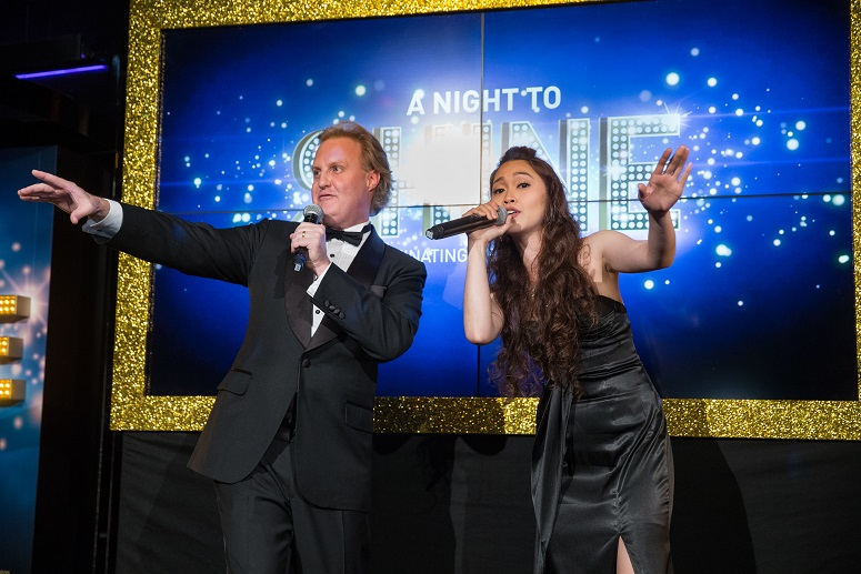Discover a World of Excitement and Opportunity at Sands Resorts Macao at 'A Night to Shine' Cocktail Event in Hong Kong