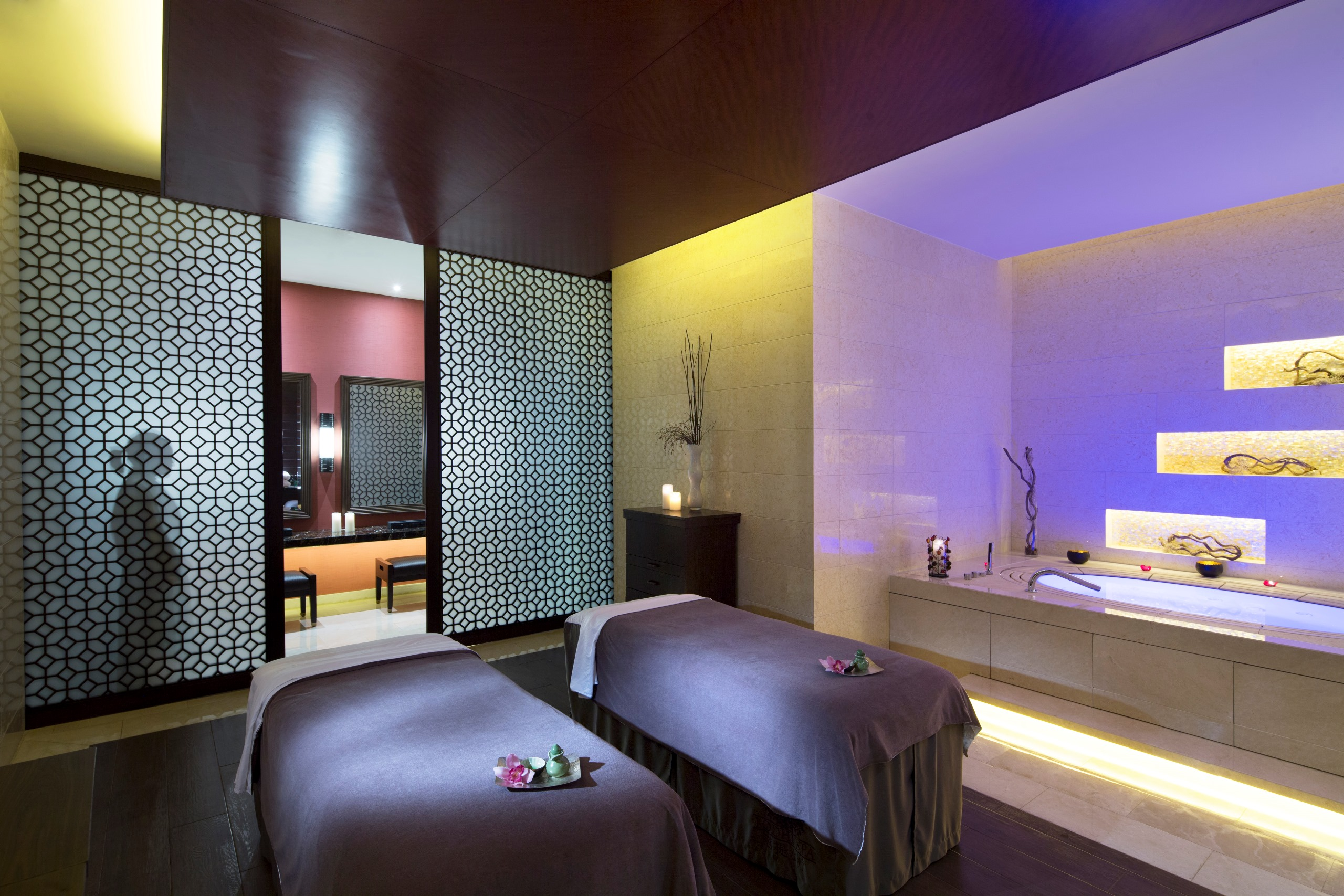bodhi spa treatment room