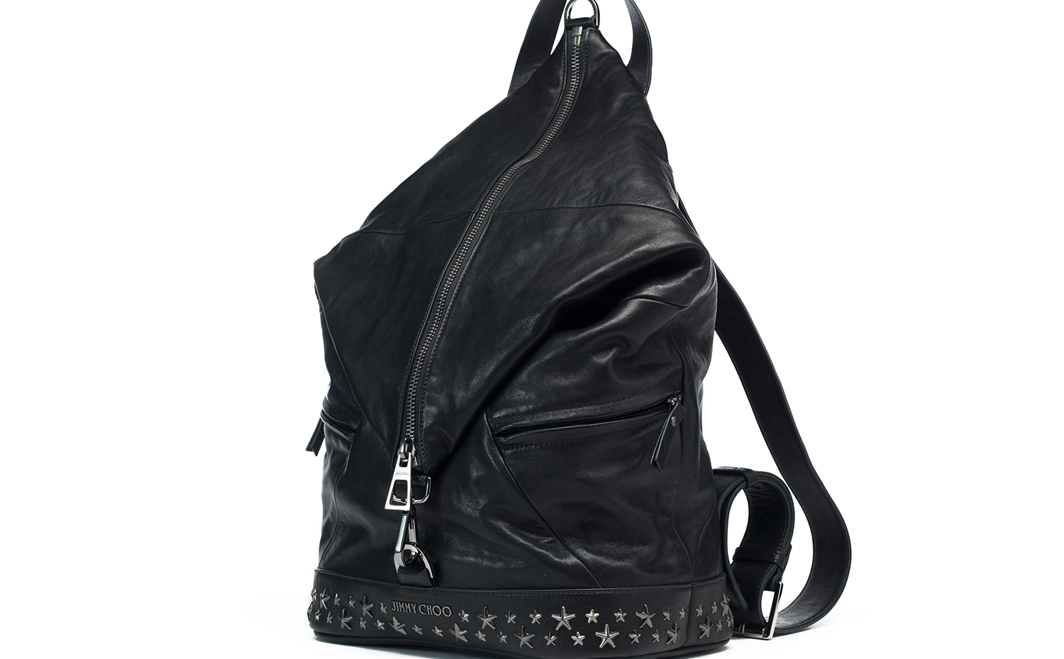 Jimmy Choo FITZROY Backpack - black