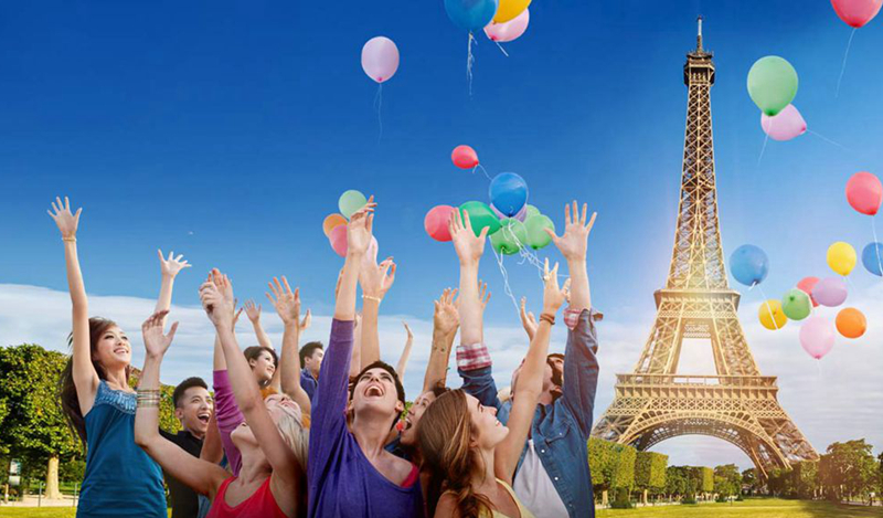 Parisian Macao Grand Opening Package